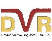 DVR Dövme Valf ve Regulator Logo